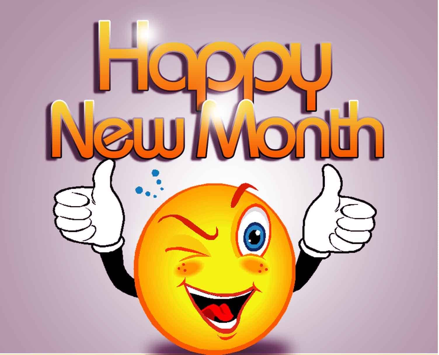 50 Happy New Month Text Messages And Prayers With Images