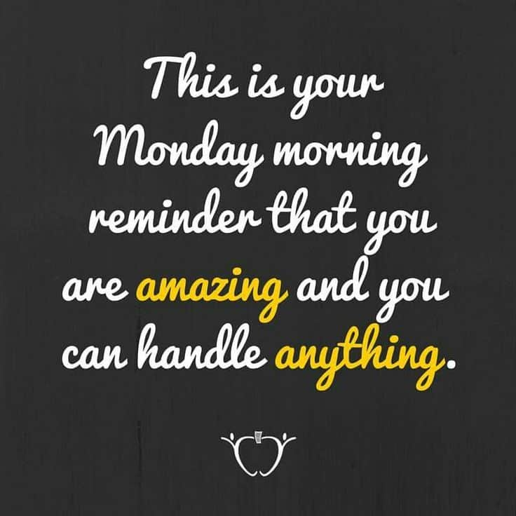 Images Of Monday Motivational Quotes