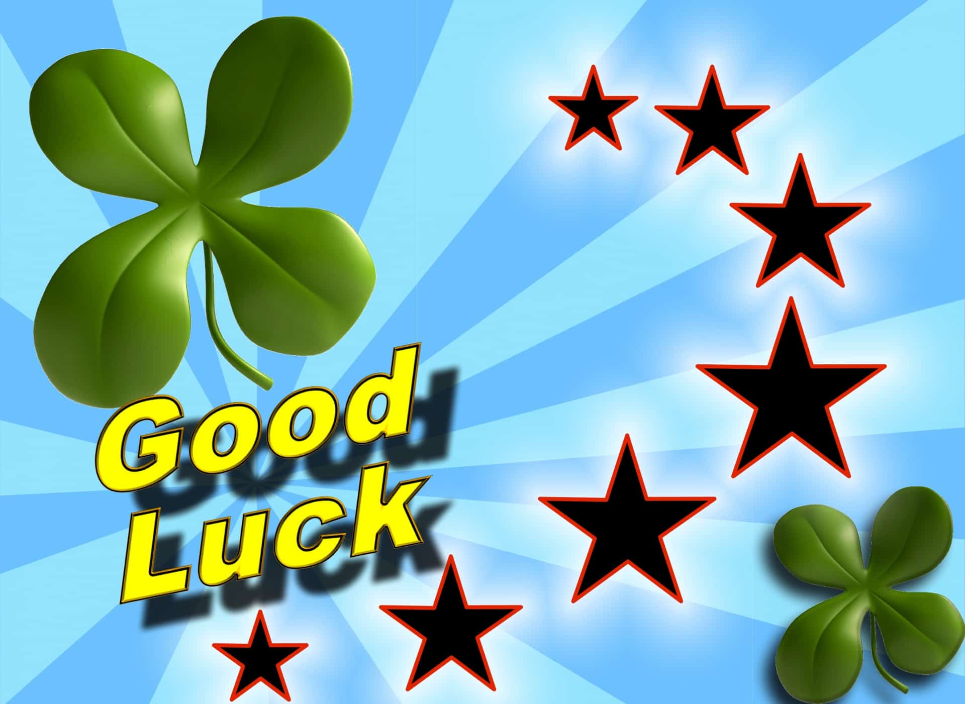 Good Afternoon And Good Luck To You