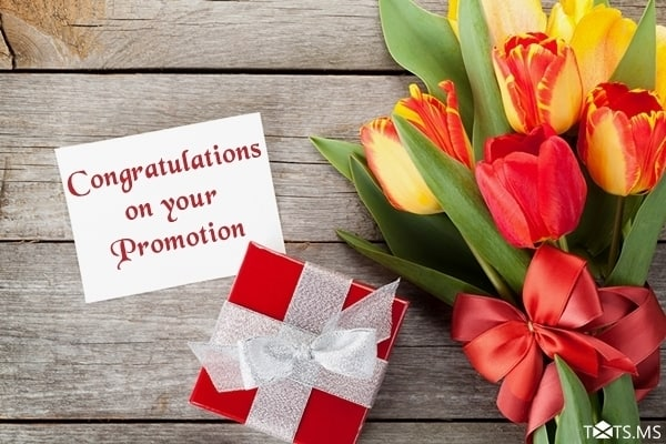 Congratulations on Your Promotion Quote with Images Good Night Quotes For Her