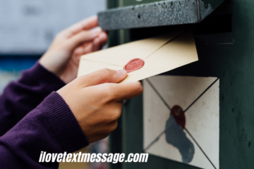 Emotional letters to a best friend