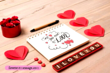Love Letters for Him That Make Him Cry