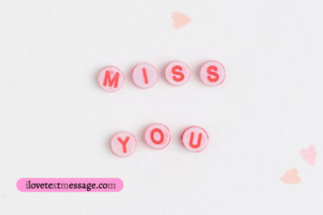 Romantic I Miss You Quotes for Her