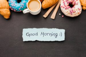 Cute Ways to Say Good Morning to Your Boyfriend
